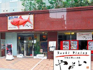 すしダイニング やよい 藤沢市湘南台